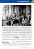 Dossier : Sport et alimentation - USEP 31 - Page 3