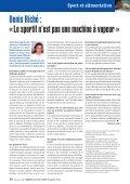 Dossier : Sport et alimentation - USEP 31 - Page 6