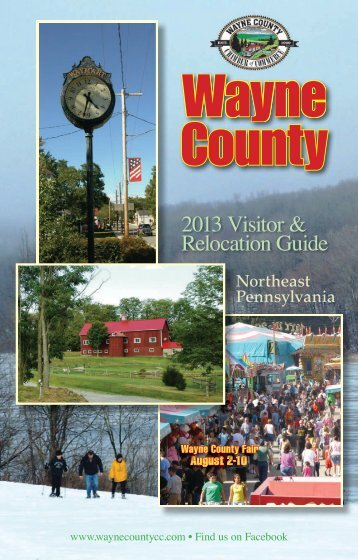 2013 Visitor & Relocation Guide For Print.indd - Asoundstrategy