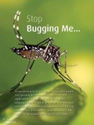 Stop Bugging Me - Saudi Aramco