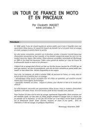 Télécharger le récit (en pdf, 2Mo) - Extrados, aquarelles, dessin et ...