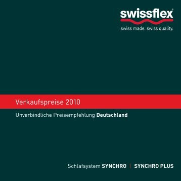 Verkaufspreise 2010 Verkaufspreise 2010 - Bettdesign.de