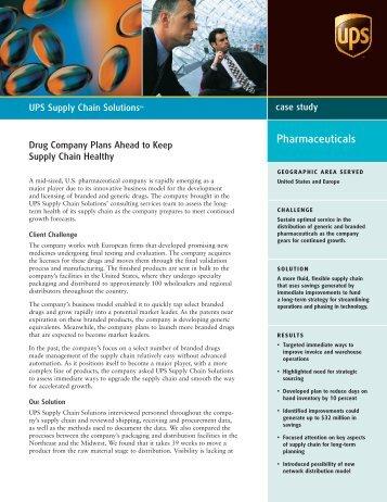 ups supply chain
