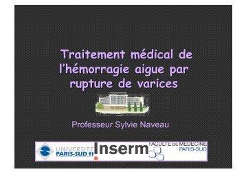 Professeur Sylvie Naveau - Hepato Web