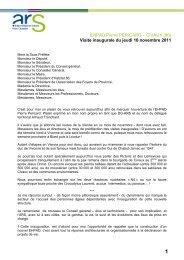 CIVAUX (86) - ARS Poitou-Charentes