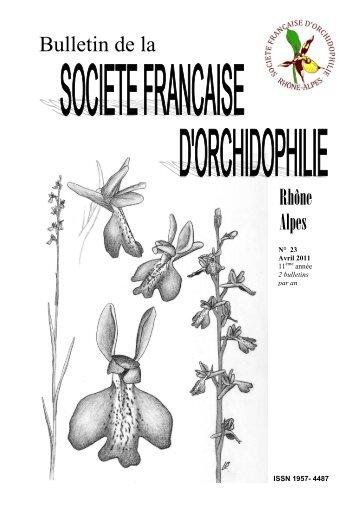 Bulletin No 23 (4.95 Mo) - SFO Rhône-Alpes - Free