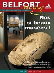 Téléchargez le magazine - Belfort