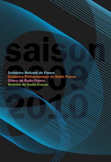 Orchestre National de France Orchestre Philharmonique de Radio ...