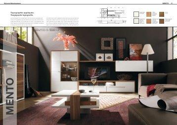 brochure hulsta mento - Kok Wooncenter