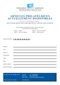 RADIO DES NATIONS UNIES - United Nations Postal Administration - Page 7