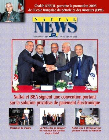 Naftal News 5