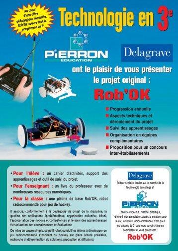 robok_pierron[1] - Technologie en collège