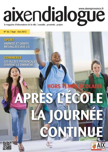 hors temps scoLaire - Aix-en-Provence