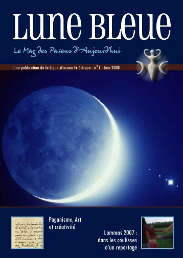 Lune Bleue n°1