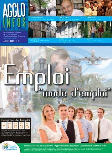 agglo infos 07.pdf - Communauté d'agglomération du Beauvaisis