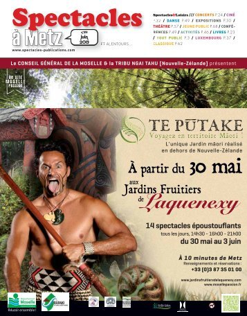 METZ ................... n°251 - Spectacles Publications