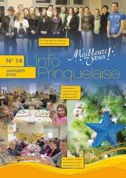 Janvier 2012 - PRINQUIAU