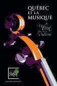 LAMARQUE - Orchestre symphonique de Québec - Page 2