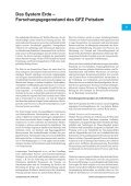 Zweijahresbericht 2004/2005 - Bibliothek - GFZ - Page 7