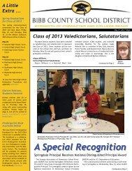 May 17, 2013 - Bibb County Schools