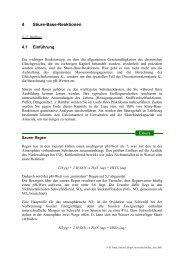 4. Säure-Base-Reaktionen.pdf - Justus-Liebig-Universität Gießen
