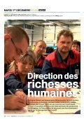 Direction des richesses humaines - France 5 - Page 5