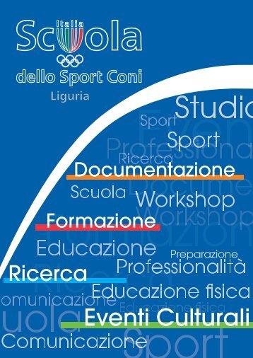 Eventi Culturali - CONI Liguria