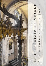 La cathédrale de Verdun Des origines à nos jours