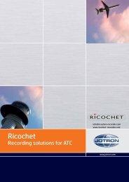 Ricochet Recording - Jotron