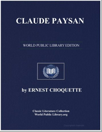 CLAUDE PAYSAN - World eBook Library
