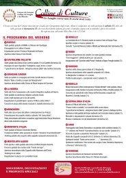 Scarica la web brochure - Comune di Castiglione Falletto
