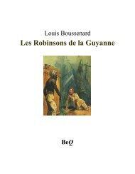 Les Robinsons de la Guyanne - La Bibliothèque électronique du ...
