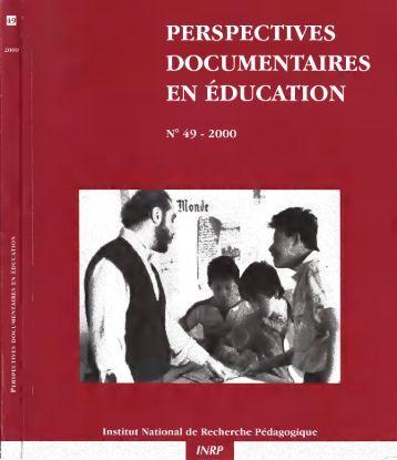 Document PDF disponible en téléchargement - INRP