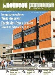 Panorama n°58 - Ville de Fresnes