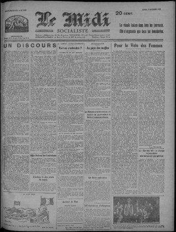 SOCIALISTE - - Bibliothèque de Toulouse
