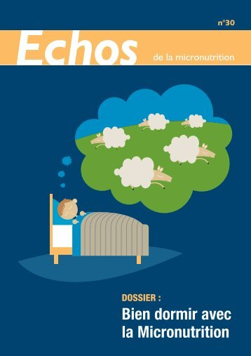 N°30 - Bien dormir avec la Micronutrition - PiLeJe