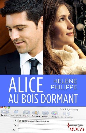 Alice au bois dormant - Harlequin HQN