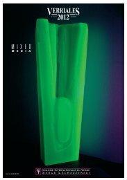 Catalogue 2012 - La Verrerie de Biot