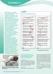 Cas clinique n°2 - Consensus Online