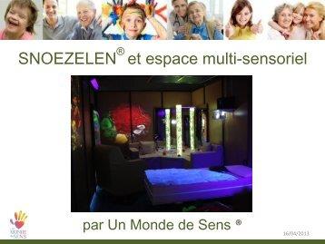 SNOEZELEN et espace multi-sensoriel - achats-publics.fr