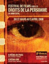 Programme - ffdpm