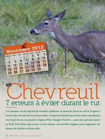 aventure chasse peche video