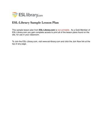 example lesson plan template