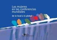 Las mujeres en las conferencias mundiales - Biblioteca Hegoa