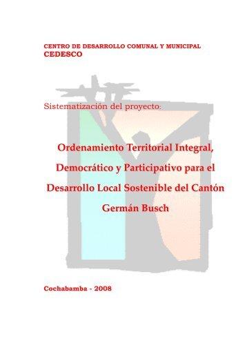 Sistematización POT doc1 - eFaber