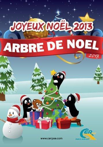 ARBRE DE NOEL - CER Paris Sud-Est