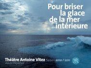 Ateliers de théâtre amateur - Aix-en-Provence