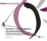 Descubrir y construir procesos de comunicación ... - Publicaciones