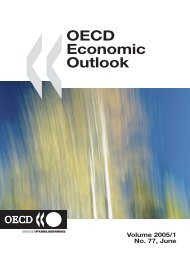 OECD Economic Outlook 77 - Biblioteca Hegoa
