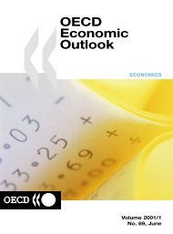 OECD Economic Outlook 69 - Biblioteca Hegoa